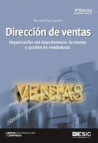 direccion de ventas (14ª ed.)-manuel artal castells-9788416701018