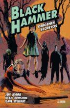 black hammer 1: los origenes-jeff lemire-dean ormston-9788416880218