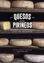 quesos de los pirineos-natalia nicolau villellas-laia pont diez-9788416918218