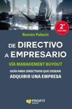 de directivo a empresario (ebook)-ramon palacin-9788417209018