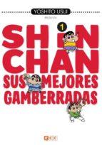 shin-chan: sus mejores gamberradas núm. 01 (de 6)-yoshito usui-9788417243418
