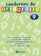 cuadernos de ortografia nº 9-francisco galera noguera-ezequiel campos pareja-9788421643518