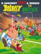 asterix in britain   asterix en bretaña (ed. bilingüe ing esp) albert uderzo 9788421688618