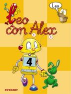 leo con alex 4. leo (educacion infantil) carmen et al. calvo 9788424182618