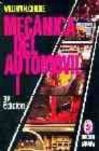 mecanica del automovil (3ª ed.) william h. crouse 9788426704818