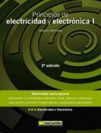principios de electricidad y electronica tomo 1: electricidad bas ica general-antonio hermosa-9788426715418