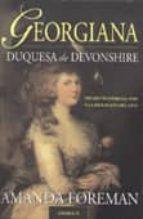 georgiana, duquesa de devonshire-amanda foreman-9788428212618