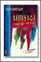 lotus 123 smart suite antonia gonzalez mangas 9788428324618