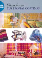 como hacer tus propias cortinas 9788430598618