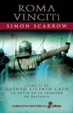roma vincit! (ebook) simon scarrow 9788435046718
