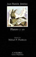 platero y yo (14ª ed.) juan ramon jimenez 9788437601618