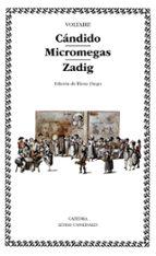 candido. micromegas. zadig-9788437605418