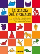 la magia del origami kunihiko kasahara alice gray 9788441411418