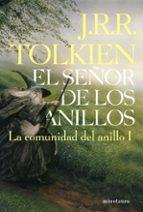 el señor de los anillos i: la comunidad del anillo (edicion juven il) j.r.r. tolkien 9788445076118