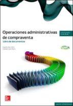 operaciones administrativas de compraventa. documentos-9788448191818