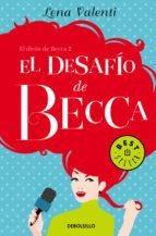 el desafio de becca (el divan de becca ii)-lena valenti-9788466333818