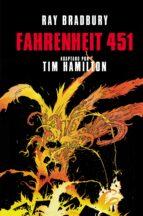 fahrenheit 451 (novela gráfica) ray bradbury 9788466346818