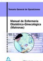 manual de enfermeria obstetrico ginecologica (matronas) 9788466555418