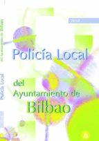 test policia local del ayuntamiento de bilbao-9788466588218