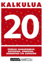 El libro de Kalkulua 20 autor VV.AA. DOC!