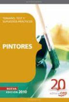 pintores: temario, test y supuestos practicos 9788468101118