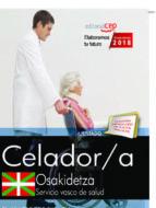 oposiciones osakidetza. servicio vasco de salud celador 9788468190518