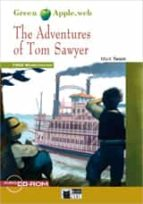 the adventures of tom sawyer + cd (green apple) mark twain 9788468206318