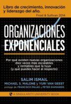 organizaciones exponenciales-salim ismail-michael s. malone-9788468686318