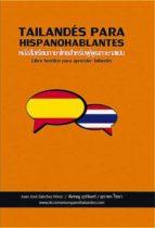 tailandés para hispanohablantes (ebook) juan jose sanchez perez 9788468691718