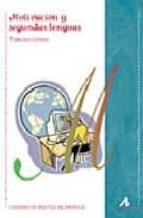 motivacion y segundas lenguas-francisco lorenzo-9788476356418