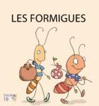 les formigues (majuscules 18)-teresa soler-9788476609118