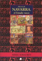 historia de navarra el estado vasco-mikel sorauren-9788476815618