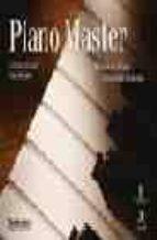 piano master: metodo de piano y armonia moderna (o.c.)-cristobal degado-angel blazquez-9788478610518