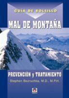 mal de montaña (guia de bolsillo) : prevencion y tratamiento stephen bezruchka 9788479026318
