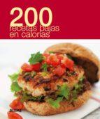 200 recetas bajas en calorias-9788480769518