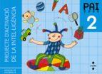 projecte activio inteligencia 2000 (2º educacion primaria) 9788482869018