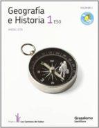 geografia e historia 1º eso (los caminos del saber) (andalucia)-9788483052518
