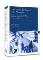 gestion del tiempo para abogados 2 ed. benno heussen 9788483554418
