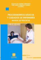 procedimientos basicos y cuidados de enfermeria maravillas gimenez fernandez 9788484256618