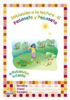 iniciacion a la lectura ii (5 años)(nuevo pecosete y pecoseta)-9788484330318