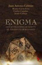 enigma: de las piramides de egipto al asesinato de kennedy 9788484604518