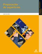 preparación de superficies grado medio carroceria 9788490032718