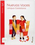 3 primaria lengua castellana nuevas voces ed14-9788490582718