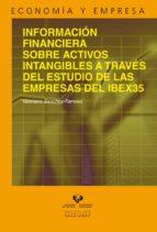 informacion financiera sobre activos intangibles a traves del estudio de las empresas del ibex35-valeriano sanchez famoso-9788490821718