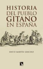 historia del pueblo gitano en españa david martin sanchez 9788490974018
