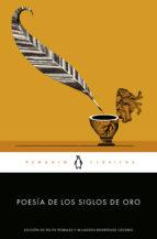 poesia de los siglos de oro-9788491051718