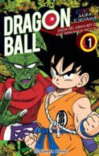 dragon ball color piccolo nº 01/04 akira toriyama 9788491468318