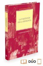 la partición de la herencia-tomas rubio garrido-9788491522218