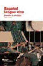 español lengua viva 1 cuaderno de actividades+cd rom interactivo 9788493453718