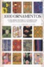 1000 ornamentos: un recorrido historico y geografico por el mundo de los motivos ornamentales-drusilla (ed.) cole-9788495677518